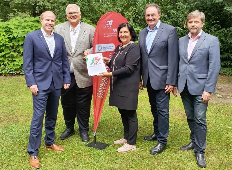 """800.000 € für """"Produktion. Digital. Südwestfalen"""""""