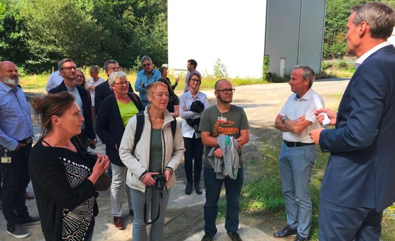 ÖKOPROFIT-Akteure trafen sich in Elverlingsen