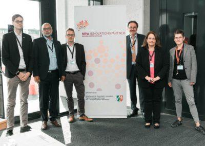 Organisationsteam NRW.Innovationspartner
