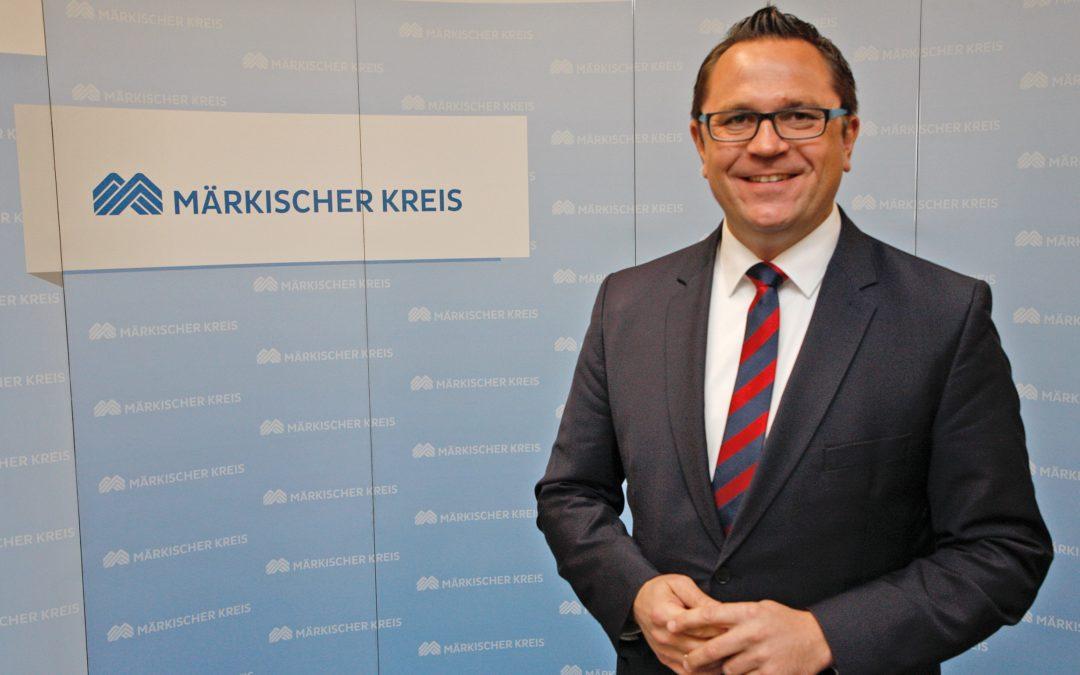 Landrat Marco Voge neuer Aufsichtsratsvorsitzender derGWS