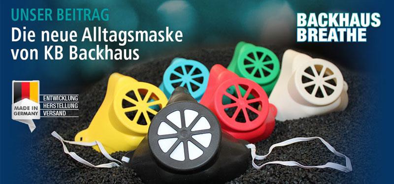Backhaus Alltagsmasken