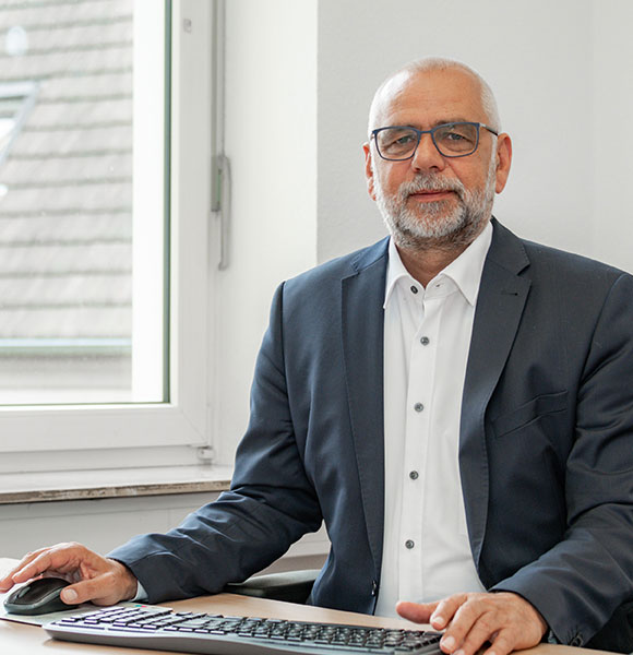 Andreas Becker ist Technologiescout beim Transferverbund Südwestfalen