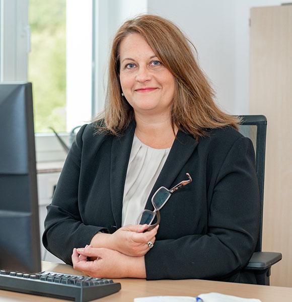 Sonja Pfaff ist Projektmitarbeiterin beim Transferverbund Südwestfalen und NRW.Innovationspartner