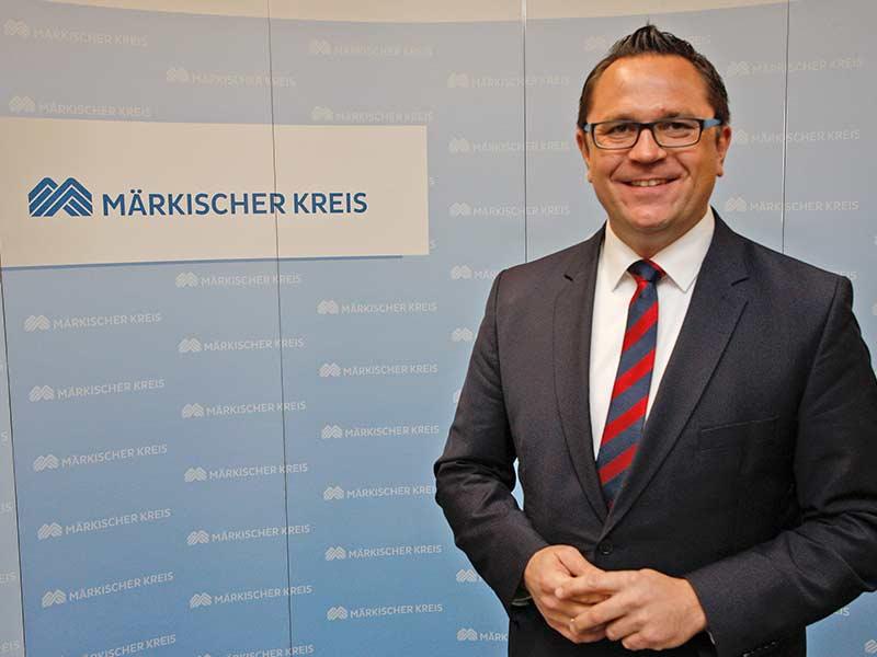 Landrat Marco Voge wurde einstimmig zum Aufsichtsratsvorsitzenden der GWS gewählt.