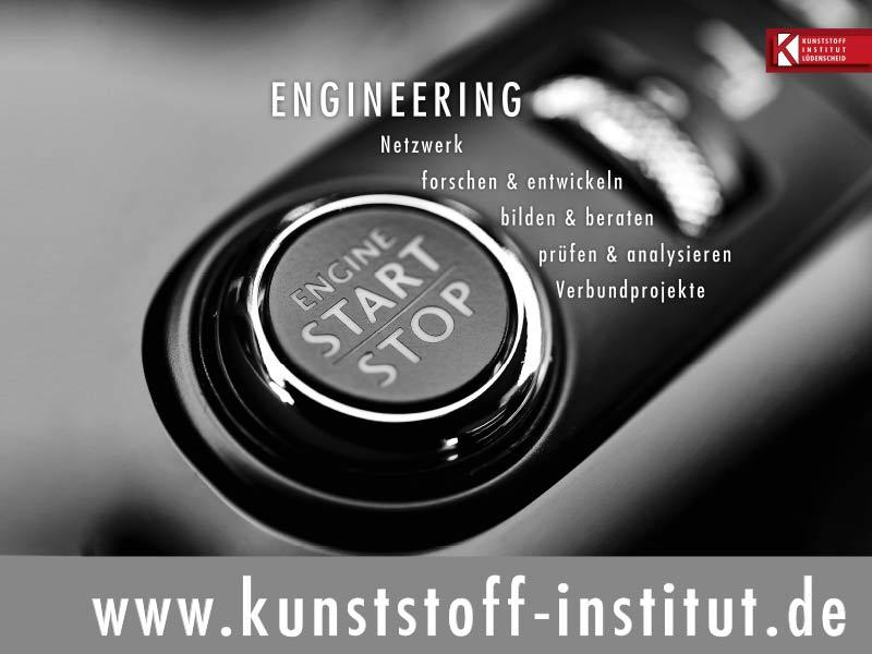 Erfolgsgeschichten aus dem Märkischen Kreis: Kunststoff-Institut Lüdenscheid